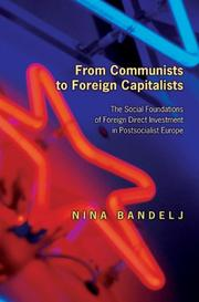 From Communists to foreign capitalists by Nina Bandelj