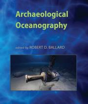 Cover of: Archaeological Oceanography