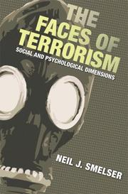 Cover of: The faces of terrorism