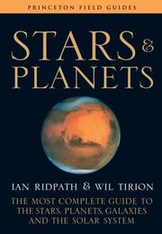 Cover of: Stars and Planets | Ian Ridpath