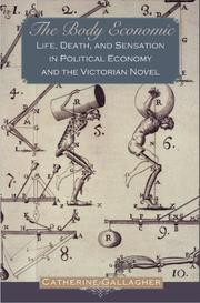 Cover of: The body economic