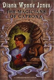 Cover of: The Magicians of Caprona (Chrestomanci, Book 2)