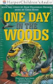 Cover of: One Day in the Woods Audio