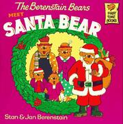 Cover of: The Berenstain Bears Meet Santa Bear