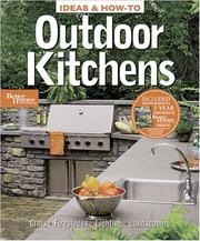 Cover of: Outdoor Kitchens (Ideas & How-to) | Better Homes and Gardens
