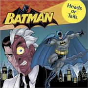 Cover of: Batman Heads or Tails | DC Comics