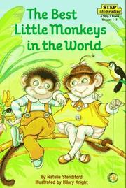 Cover of: The best little monkeys in the world