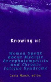Cover of: Knowing Me