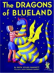 Cover of: The dragons of Blueland