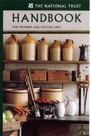 Cover of: The National Trust Handbook