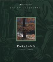 Cover of: Living Landscapes Parkland (Living Landscapes)