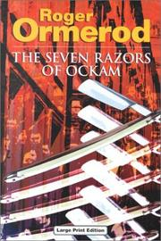 Cover of: The Seven Razors of Ockam | Roger Ormerod