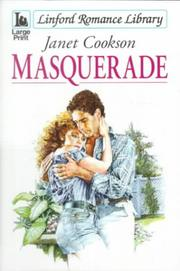 Cover of: Masquerade | Janet Cookson