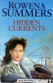 Cover of: Hidden Currents | Rowena Summers