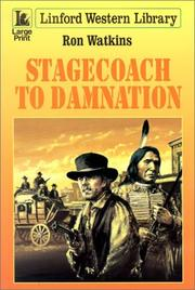 Cover of: Stagecoach to Damnation