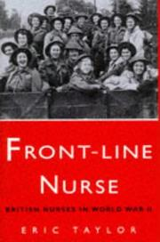 Front-Line Nurse by Eric Taylor
