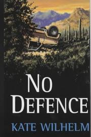 Cover of: No Defence