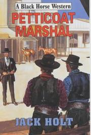Cover of: Petticoat Marshal