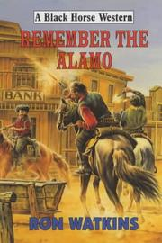 Cover of: Remember the Alamo