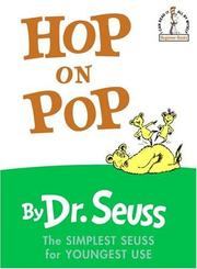 Cover of: Hop on Pop | Dr. Seuss
