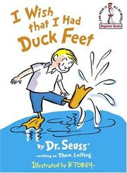 Cover of: I Wish That I Had Duck Feet (Beginner Books(R))