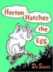 Cover of: Horton Hatches the Egg (Classic Seuss) | Dr. Seuss