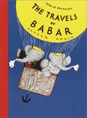 Cover of: Voyage de Babar