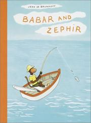 Cover of: Babar and Zephir