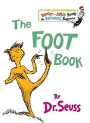 Cover of: The Foot Book (Bright & Early Books(R)) | Dr. Seuss