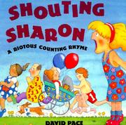 Cover of: Shouting Sharon