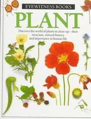 Cover of: Plant (Eyewitness Books)