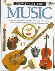 Cover of: Music (Eyewitness Books)