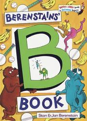 Cover of: The Berenstains' B book