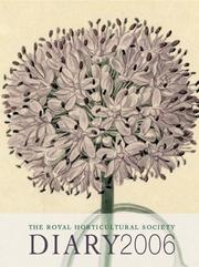 Cover of: Royal Horticultural Society Pocket Diary 2006