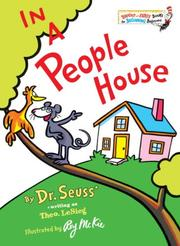 Cover of: In a People House (Bright & Early Books(R))
