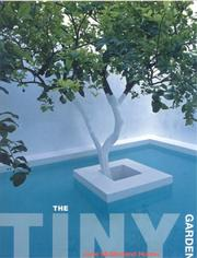 Cover of: The Tiny Garden