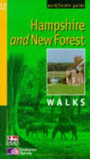 Cover of: Hampshire Walks | Jarrold Publishing