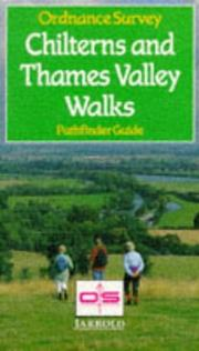 Cover of: Chilterns and Thames Valley Walks