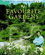 Cover of: Alan Titchmarsh's Favourite Gardens