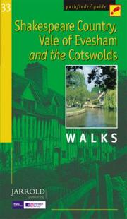 Cover of: Shakespeare Country, Vale of Evesham and the Cotswolds | Jarrold Publishing