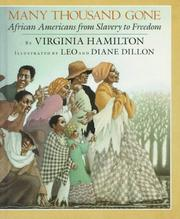 Cover of: Many Thousand Gone: African Americans from Slavery to Freedom