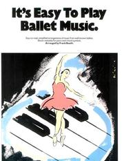 Cover of: It's Easy to Play Ballet Music (It's Easy to Play)