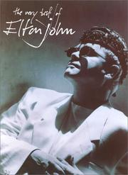 Cover of: The Very Best of Elton John