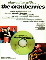 Cover of: Play Guitar With the Cranberries (Play Guitar With...) | Cranberries