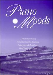Cover of: Piano Moods |