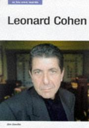Cover of: Leonard Cohen | Jim Devlin