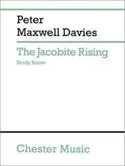 Cover of: The Jacobite Rising