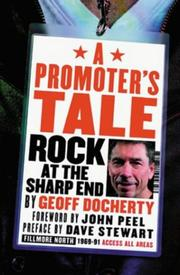 A Promoters Tale by Geoff Docherty