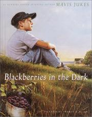 Cover of: Blackberries in the dark
