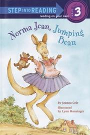 Cover of: Norma Jean, jumping bean | Joanna Cole